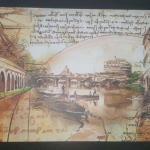 Quadro em tela canvas